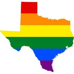 Illustration for article titled Marriage Equality: Texas is For Steers and Queers