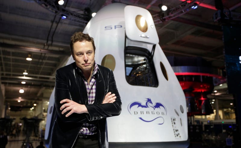 Elon Musk Says AI Is A Threat To Humanity