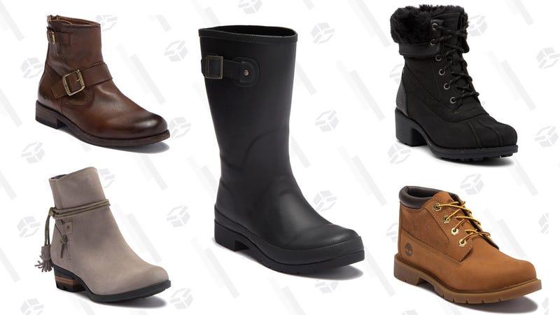 Nordstrom Rack Mid-Calf Boot Sale