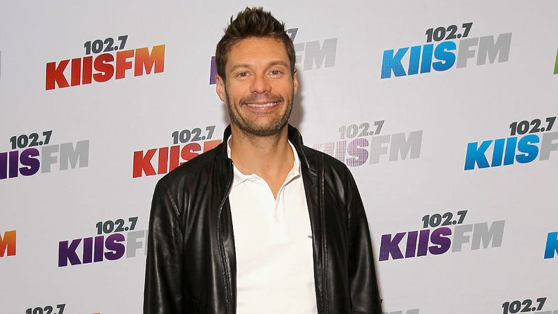 Illustration for article titled Ryan Seacrest Is Looking for White Girls Who Rap