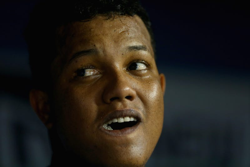 Illustration for article titled Starlin Castro Arrested In DR After Nightclub Shooting [UPDATE]