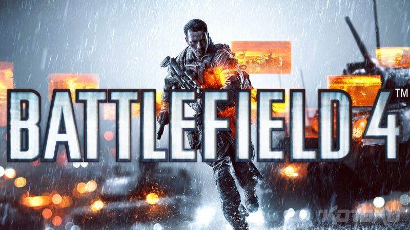 Illustration for article titled We'll Hear About Battlefield 4 This Month. It Better Have Rain In It. [ENHANCED]