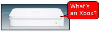 Illustration for article titled Microsoft's Xbox 360 Incompatible with Apple's Airport Extreme 802.11n