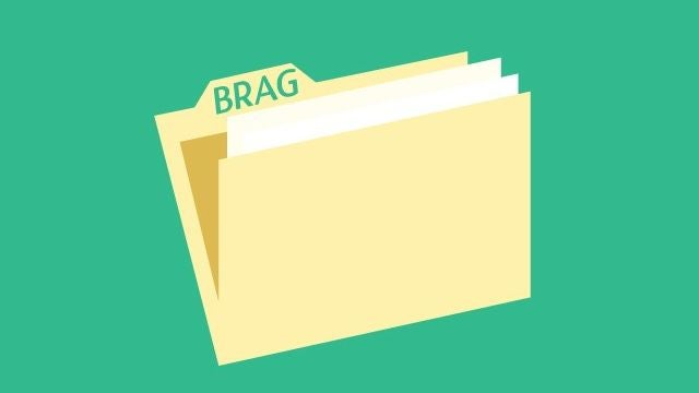 Create a Brag Folder in Your Inbox for Easy Resume Updates