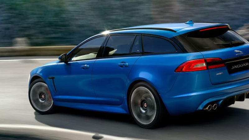 The 2018 Jaguar XF Sportbrake Is The Next Addition To Americas