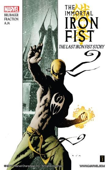Illustration for article titled Immortal Iron Fist Vol. 1 is Free at Comixology