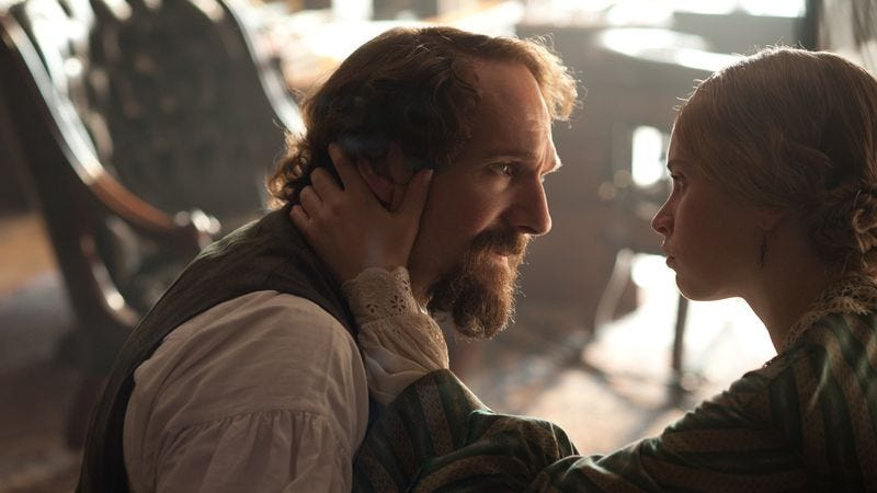 The Invisible Woman revisits a footnote in the love life of Charles Dickens