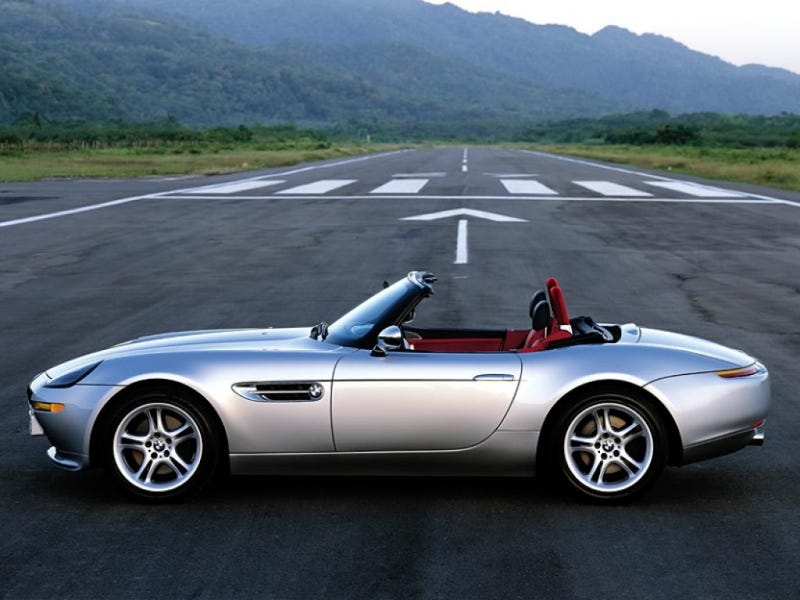 Illustration for article titled Did BMW Z8's become collectors car all of a sudden?