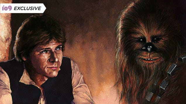 Brand New Star Wars Art Breathes Fresh, Collectible Life Into the Mos Eisley Cantina