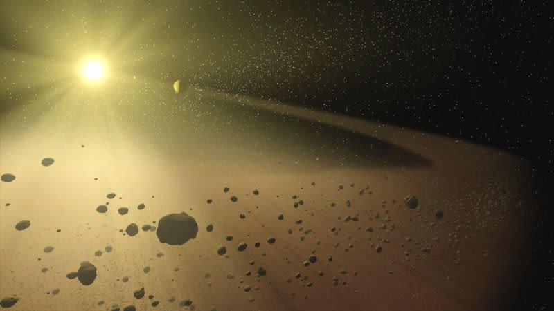 Ilustración: NASA/JPL-Caltech/T.Pyle.