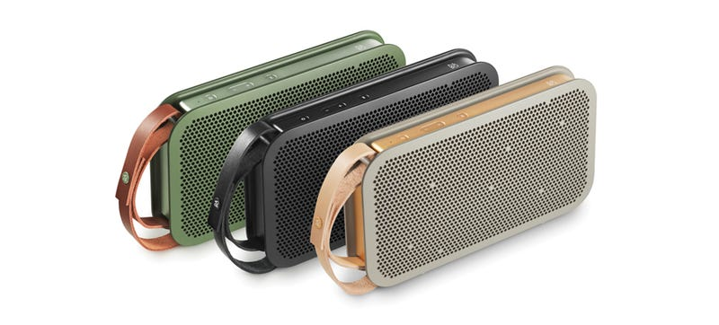 Illustration for article titled B&O Has a Stunning New High-End Bluetooth Speaker