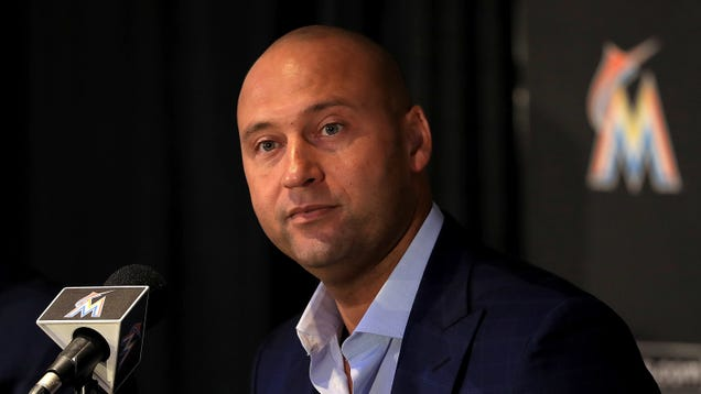 "Derek Jeter Lashes Out At Questions About Marlins' Tanking; Declares Bryant Gumbel ""Mentally Weak"""