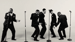 """New Edition in scene from new video for """"This One's for Me and You""""YouTube Screenshot"""