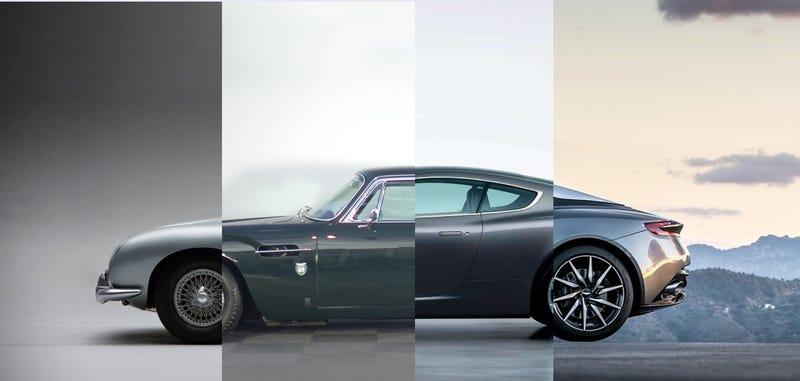 DB5, DB6 - Aston Martin Heritage, DB9, DB11 - Aston Martin