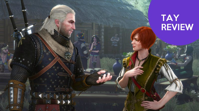 Illustration for article titled The Witcher 3: Hearts of Stone: The TAY Review