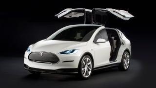 Illustration for article titled Tesla Model X Delayed (Again) Until The Third Quarter Of 2015