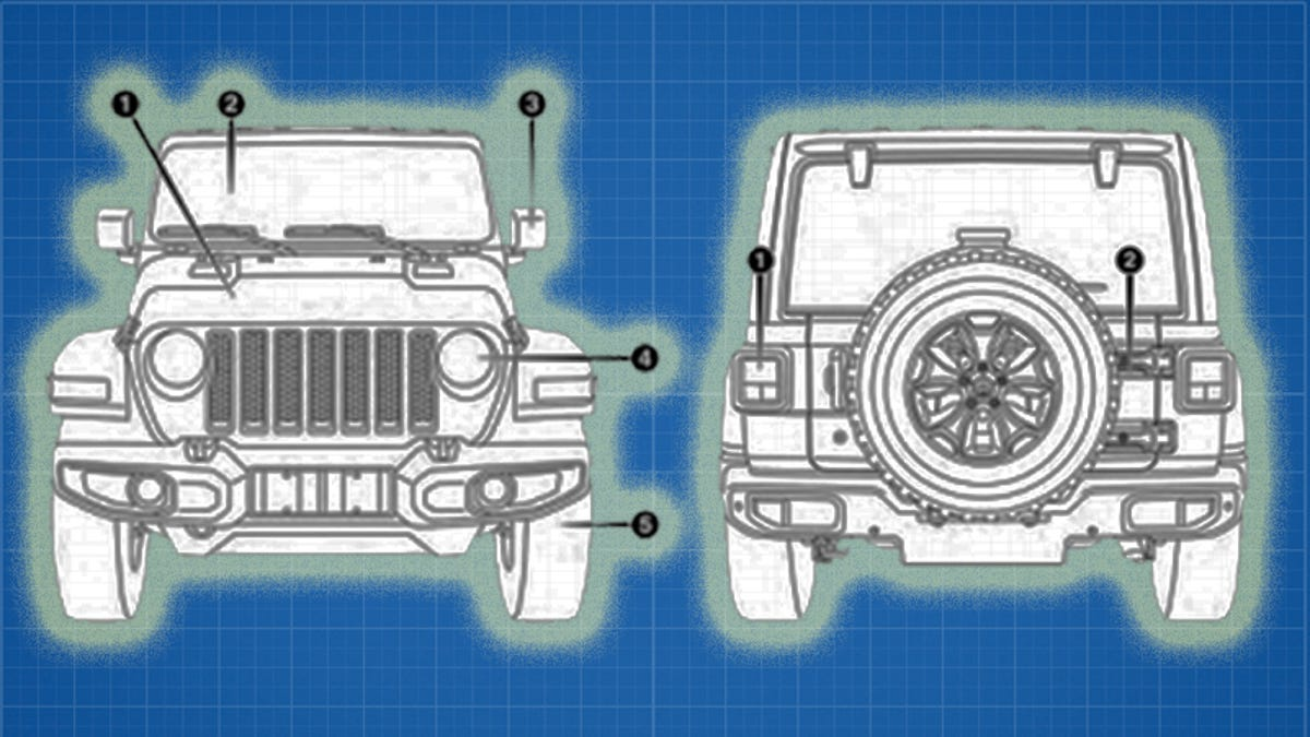 The Most Interesting Stuff We Found In Leaked 2018 Jeep Wrangler Leak Jk Owners Manual