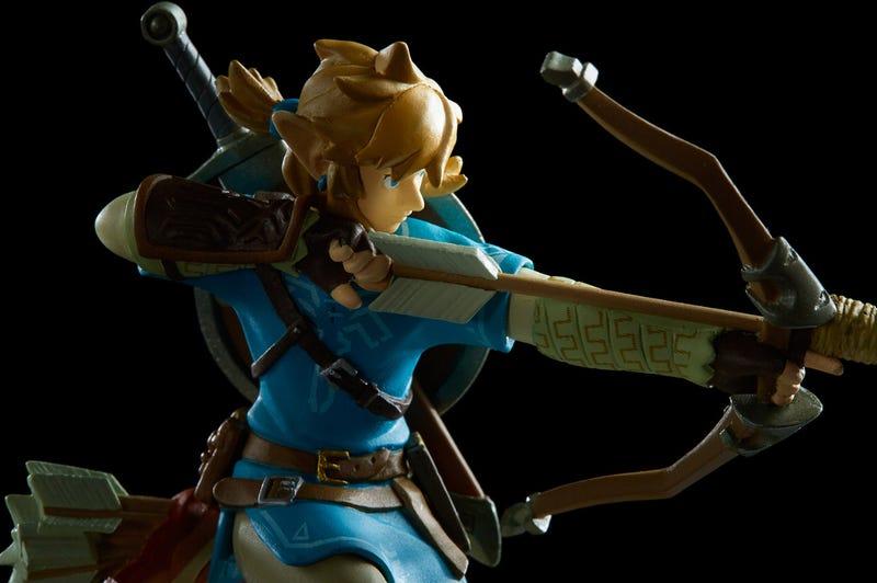 Illustration for article titled New Zelda Amiibo, Waluigi Amiibo, Boo Amiibo, All The Amiibo