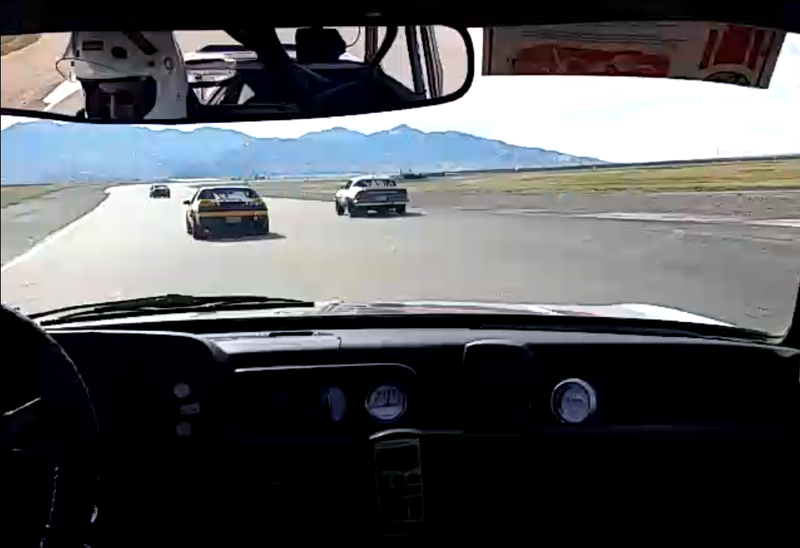 Illustration for article titled Watch The On-Board Stream From Today's 24 Hours Of LeMons Race