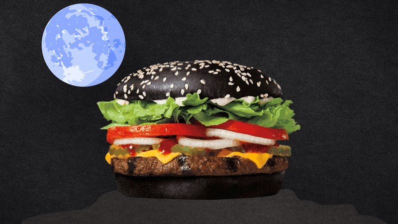 Burger King's Halloween Whopper Plays Trick-Or-Treat With Your ...