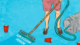 Illustration for article titled How To Clean A Frat House, And Keep It That Way