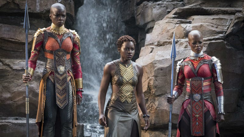 This photo from Black Panther isn't the photo in question. Image: Disney