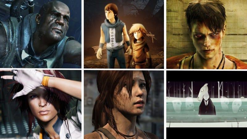Evan's Top Ten Games of 2013