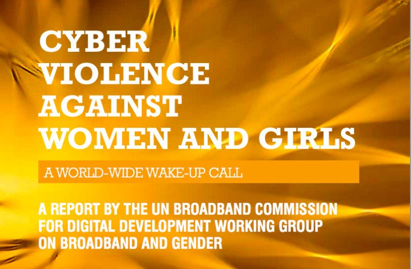 Illustration for article titled How the UN Screwed Up Its Cyberviolence Report
