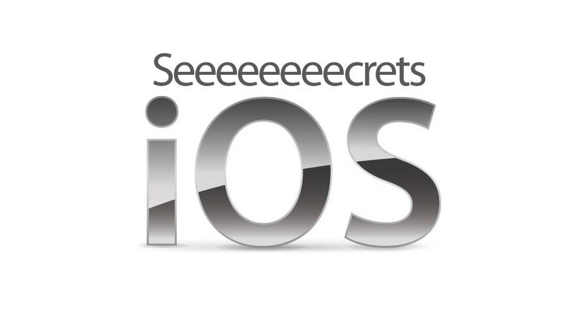 Illustration for article titled The Secret Names of Apple iOS