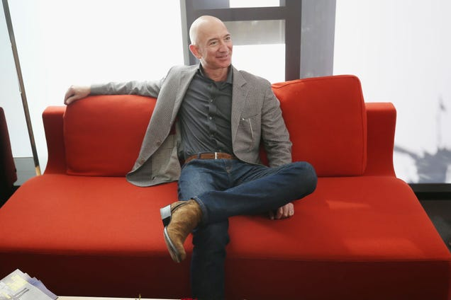 Lawmakers Ask Jeff Bezos for Information on His Facial Recognition Software, Less Nicely This Time