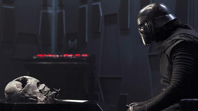 Kylo Ren es todo lo que Anakin Skywalker debió haber sido alguna vez