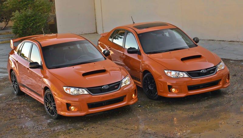 Photo: Subaru