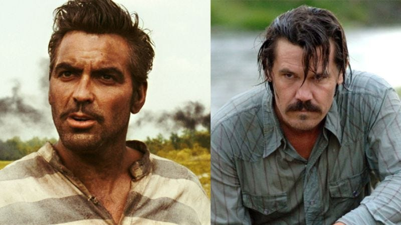 Illustration for article titled Josh Brolin joins George Clooney in the new Coen brothers movie