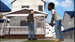 Illustration for article titled Charles Ramsey Video Game Lets You Throw Hamburgers at Ariel Castro