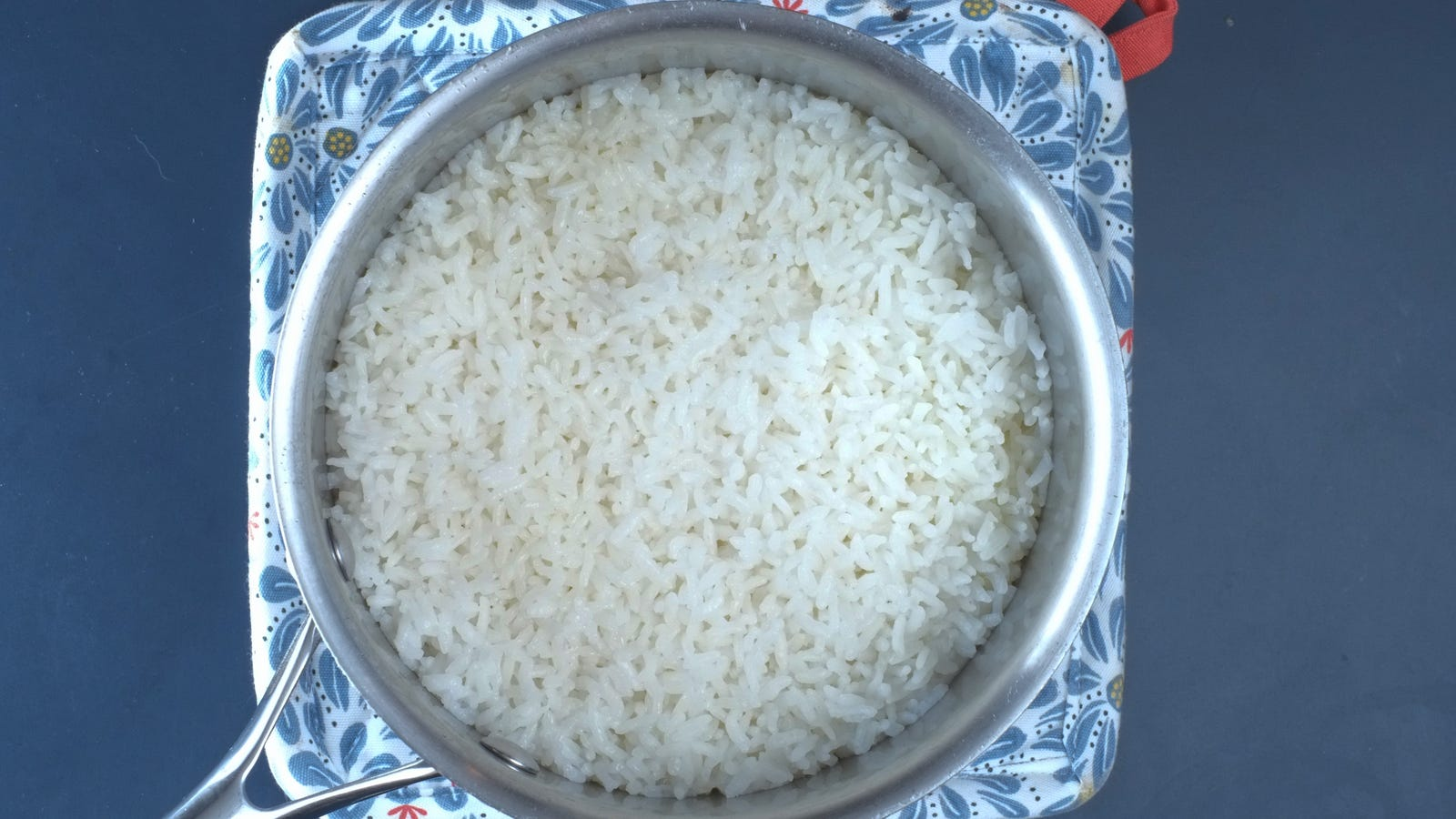 how to make rice without a rice cooker