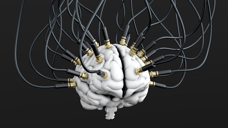 Illustration for article titled The US Military Wants a Chip to Translate Your Brain Activity Into Binary Code