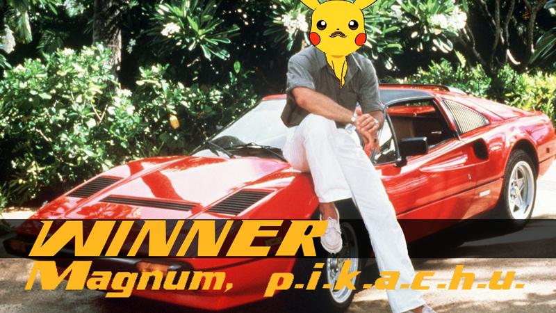 Illustration for article titled Kotaku 'Shop Contest: Being Detective Pikachu: Winners!