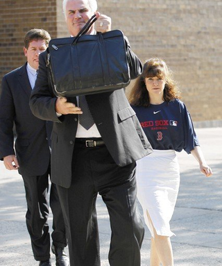 Illustration for article titled Yes, Theo Epstein's Accused Stalker Wore A Red Sox Shirt To Her Mental Competency Hearing