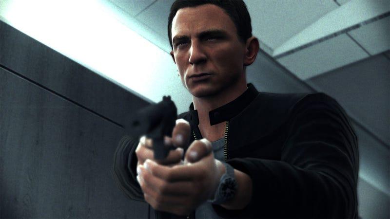 Illustration for article titled Bond. James Bond. James Bond 007: Blood Stone Impressions