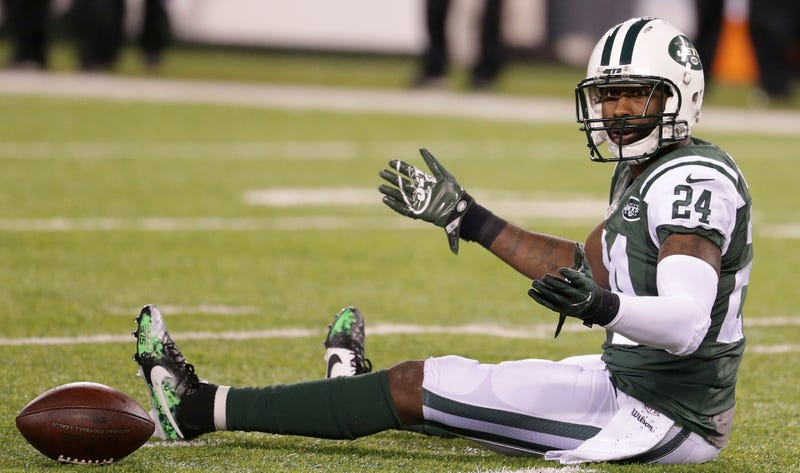 Jets cornerback Darrelle Revis reportedly under investigation after altercation in Pittsburgh