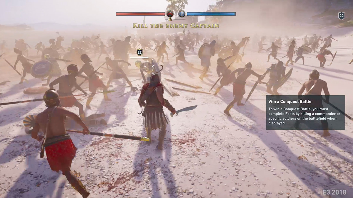 Everything We Learned About Assassin's Creed Odyssey After