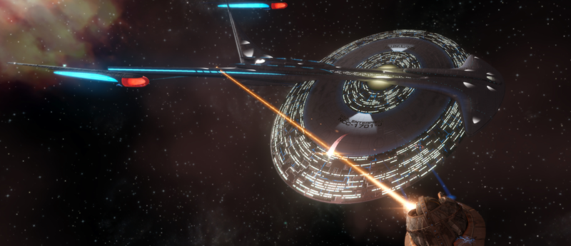 Illustration for article titled Star Trek Online is Adding a Playable Enterprise-J