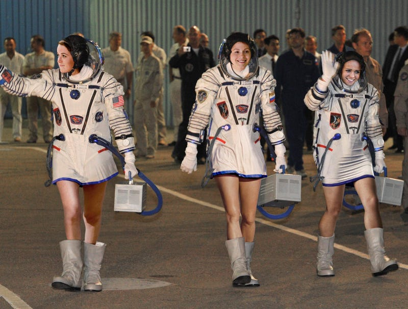 Illustration for article titled NASA Designers Release Flirty New Space Skirt