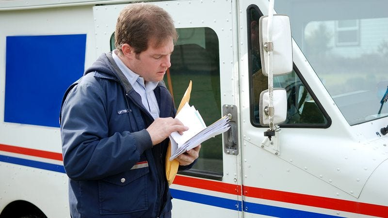 Illustration for article titled How Many Of These Ways Have You Tried To Surprise Your Mailman?