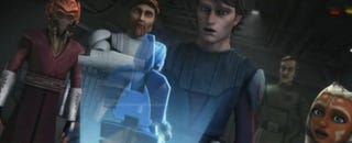 Illustration for article titled Clone Wars Saves Itself By Channeling... George Lucas?!?
