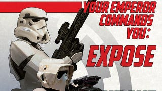 Illustration for article titled These Star Wars Propaganda Posters Make Us Want To Join The Empire