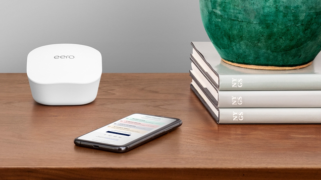 Upgrade Your Wonky Wi-Fi With Eero's Mesh Setup, Now $50 off With Free Echo Dot