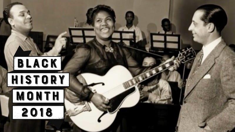 Sister Rosetta Tharpe: The Godmother of Rock & Roll screenshot via Vimeo