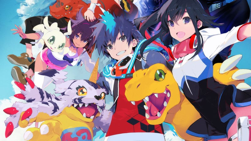 Illustration for article titled Digimon World: Next Order Is Coming To North America, But Not On Vita [Updates]
