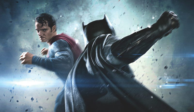 Illustration for article titled Everything You Ever Wanted To Know About the Failed 2004Batman Vs. Superman Movie